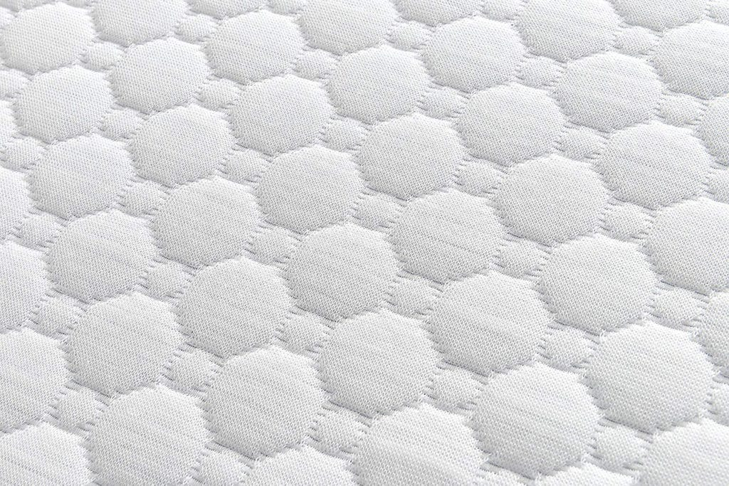 silentnight 7 zone memory foam mattress cover
