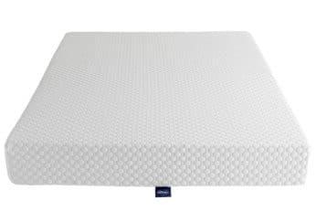 silentnight 7 zone memory foam mattress front view