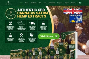 Hempura website
