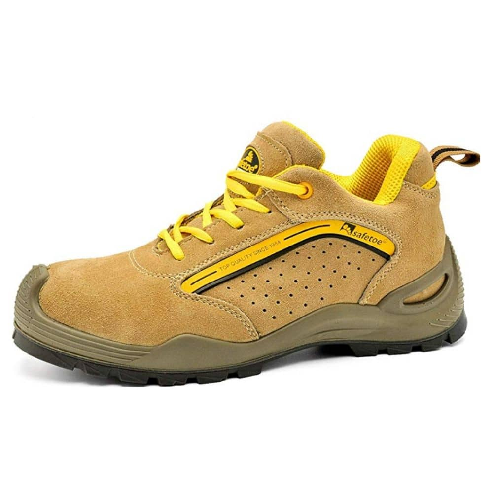 SAFEYEAR Breathable Utility Shoes