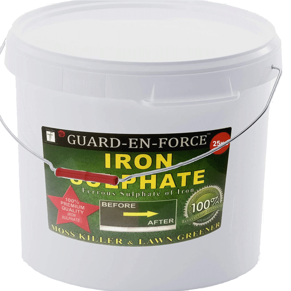 GUARD-EN-FORCE Premium Iron Sulphate