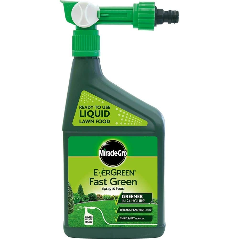 Miracle-Gro Evergreen Spray