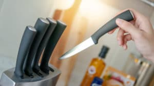 best kitchen knives UK