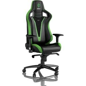 Noblechairs EPIC Gaming Faux Leather