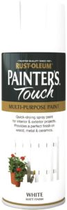 Rust-oleum spray