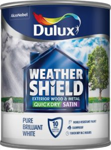 dulux weather shield