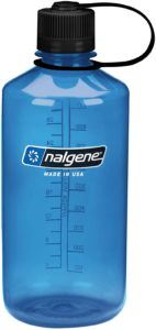 Nalgene Tritan Narrow Mouth blue