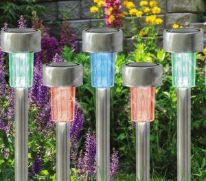 Babz 10 LED Lamps