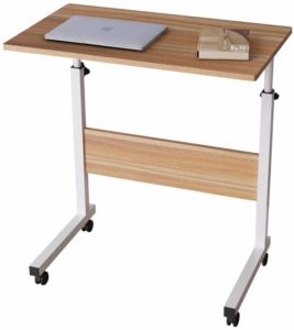 DlandHome Laptop Stand with Wheels