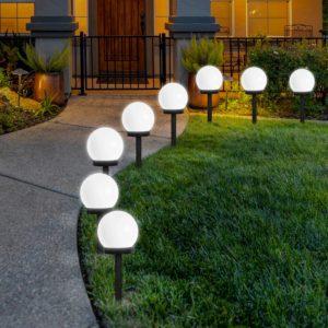 FLOWood LED Globes