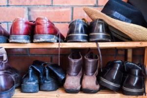 home footwear storage