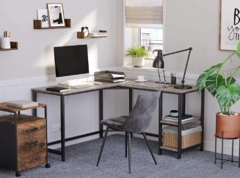 home office workstation