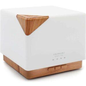 Asakuki 700ml 5-in-1 Ultrasonic Aromatherapy