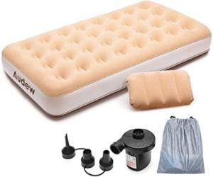Audew portable airbed