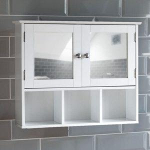 Bath Vida Priano Mirrored Double-Door