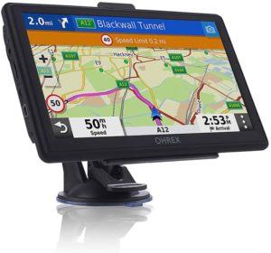 Ohrex 7-Inch GPS