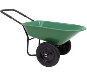 Oypla Two-Wheeled Heavy-Duty