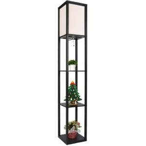 Puluomis 3-Layer Shelves