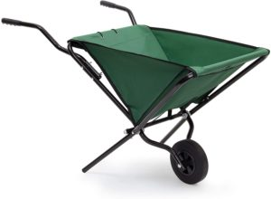 Relaxdays Foldable Steel Cart