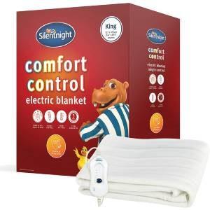 Silentnight Comfort Control King