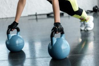 floor workout