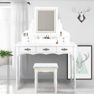youke vanity white