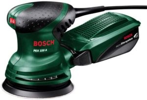 Bosch PEX 220 A Random Orbit