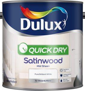 Dulux Quick Dry Satinwood