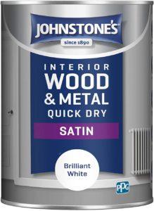 Johnstone's Quick-Dry Satin