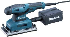 Makita BO3710 240V One Third-Inch Sheet Orbital