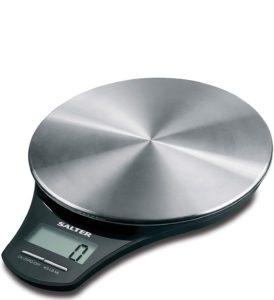 Salter Stainless Steel Round
