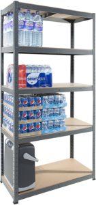 Storage Affairs Garage Shed
