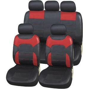 Upgrade4Cars Full Set Leather Look