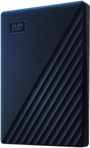 Western Digital 2 TB My Passport for Mac