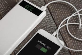 gadget battery indicators