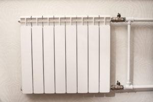 white room heater