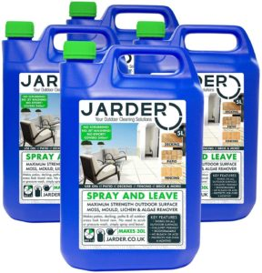 Jarder Spray and Leave
