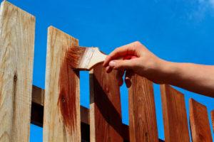 best fence paint