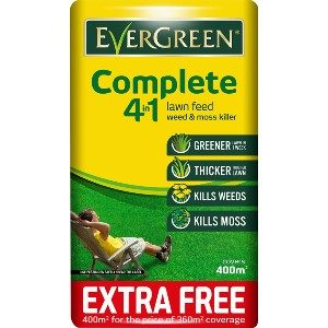 EverGreen Complete 4-in-1