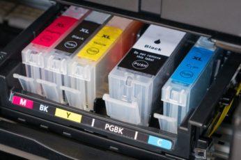 ink cartridge of printing device