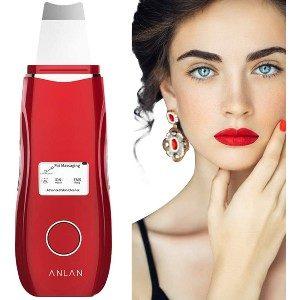 ANLAN Ultrasonic Skin Scrubber
