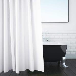 Ansio 180 x 180cm Solid White