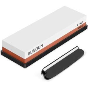 KUNQUN Premium Dual Grit Stone