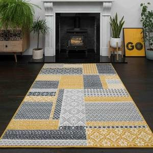 The Rug House Milan Patchwork