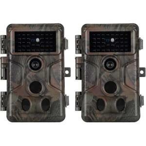 Agitato 2-Pack 20MP 1080p